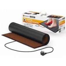 Теплолюкс Carpet 50x80. Электрический коврик для сушки обуви (коричный.)