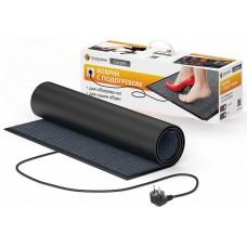 Теплолюкс Carpet 50x80. Электрический коврик для сушки обуви (серый)